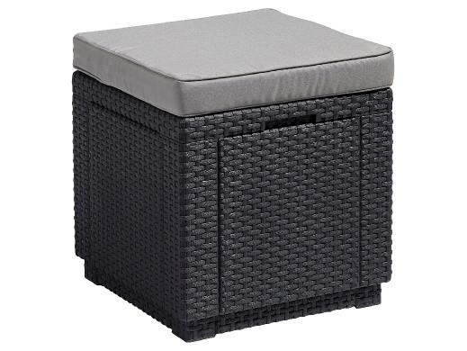 Siedzisko z poduszką Cube...