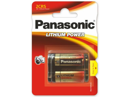Bateria 2CR5 6V Panasonic