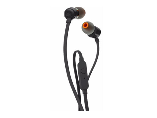 Słuchawki douszne T110 jack...