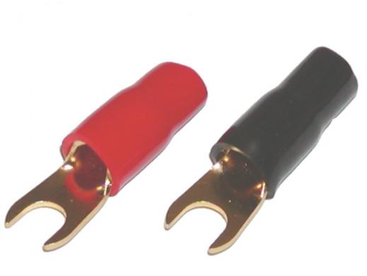 Konektor widełki HD-1-4 6mm...