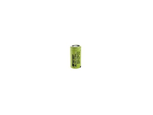 Akumulator 75AAH GP 750mAh 0.9Wh NiMH 1.2V 2/3AA O14.5x28.7mm