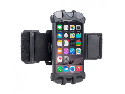 Sportowa Opaska do telefon na ramię i przedramię Maclean Brackets MC-786 system Maclean Fast Connect