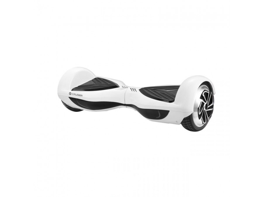 Deskorolka elektryczna Cruiser Quer biała