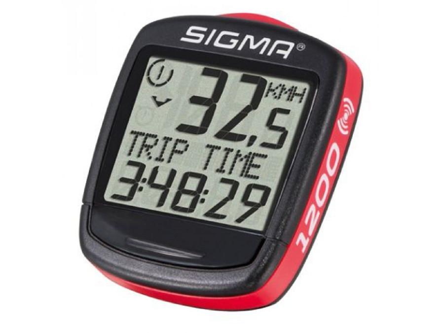 Licznik komputer rowerowy Sigma Base BC 1200WL