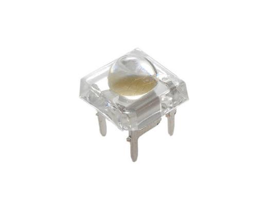 Dioda LED 5mm flux super...