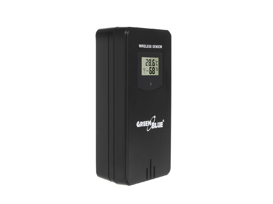 Czujnik zewnętrzny stacji pogodowej GB532 Pasuje do stacji GB151, GB520, GB522, GB523, GB526