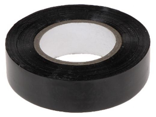 Taśma izolacyjna 0,13x19mm 20m czarna Conotech