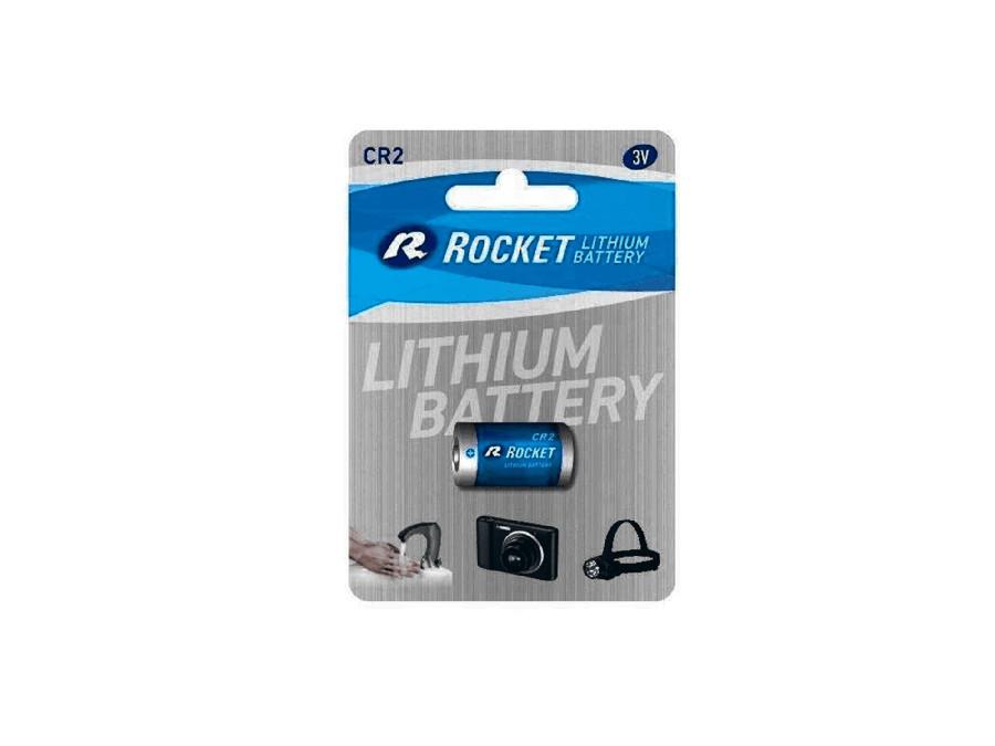 Bateria foto litowa Rocket CR2