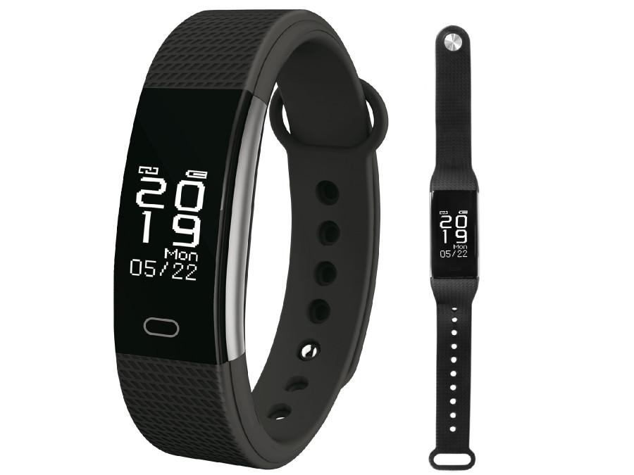 Opaska Fitness Tracker Smartband Bluetooth Puls Promedix PR-500