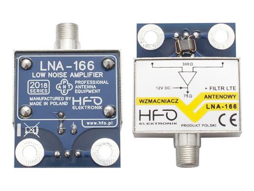 Wzmacniacz antenowy LNA-166...