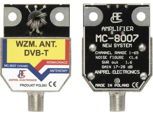 Wzmacniacz antenowy MC-8007...