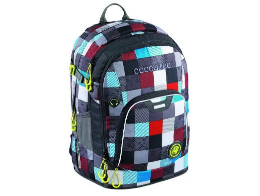 COOCAZOO plecak RayDay,...