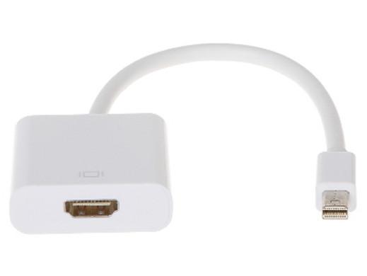 Adapter wtyk mini Displayport gniazdo Hdmi JL-MD1001