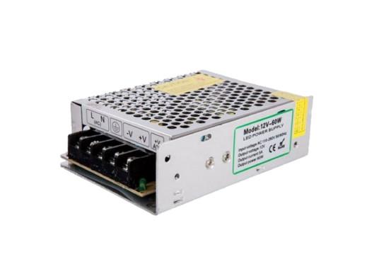 Zasilacz LED 12V 5A 60W...