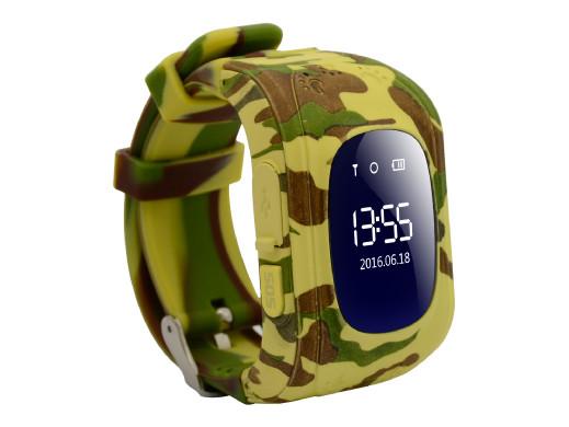 Zegarek dla dzieci z GPS...