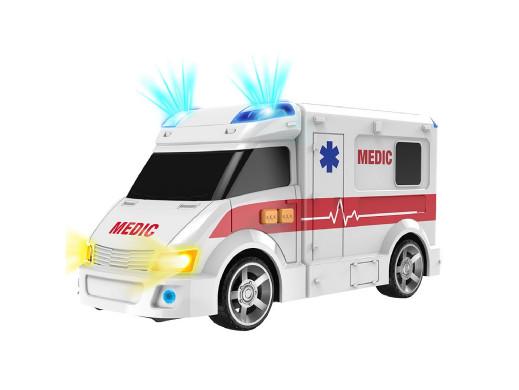 Pojazd Flota Miejska Ambulans