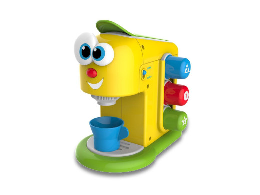 Zabawka interaktywna Silly Sam Ekspres do kawy PL
