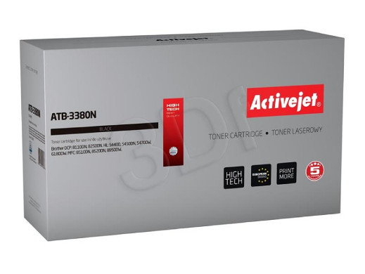 Toner Brother ATB-3380N...