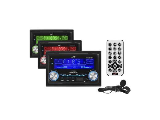 Radio samochodowe 2DIN LTC...