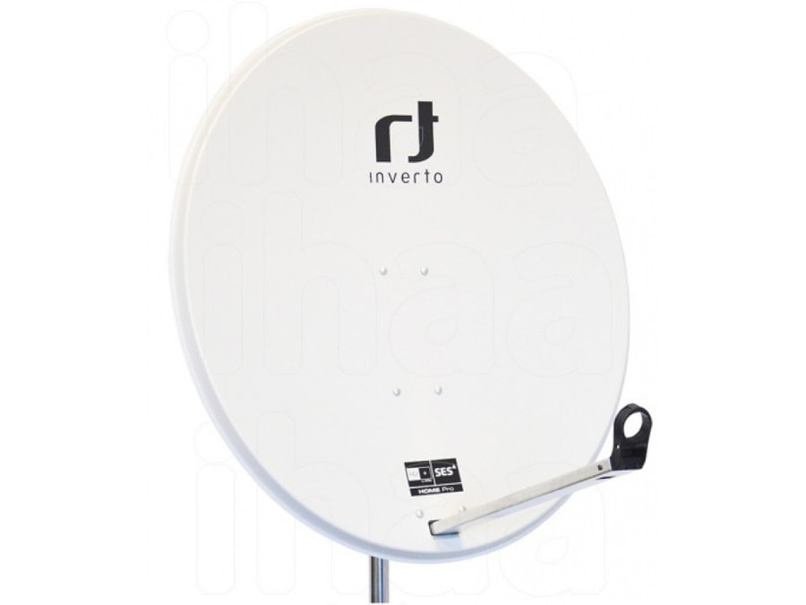 Antena satelitarna 80cm Inverto biała