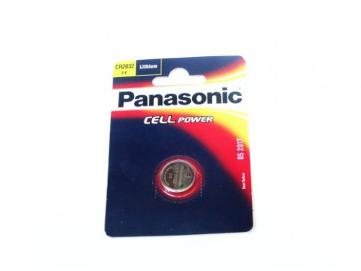 Bateria CR-2032 Panasonic