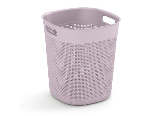 Koszyk biurowy Kis Filo 16L różowy
