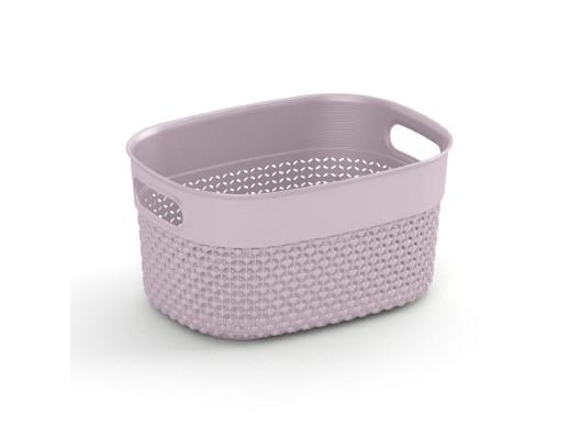 Koszyk Kis Filo XS 3,5L różowy