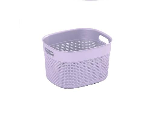 Koszyk Kis Filo S 6L różowy