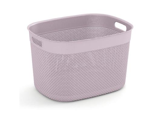 Koszyk Kis Filo XL 30L różowy
