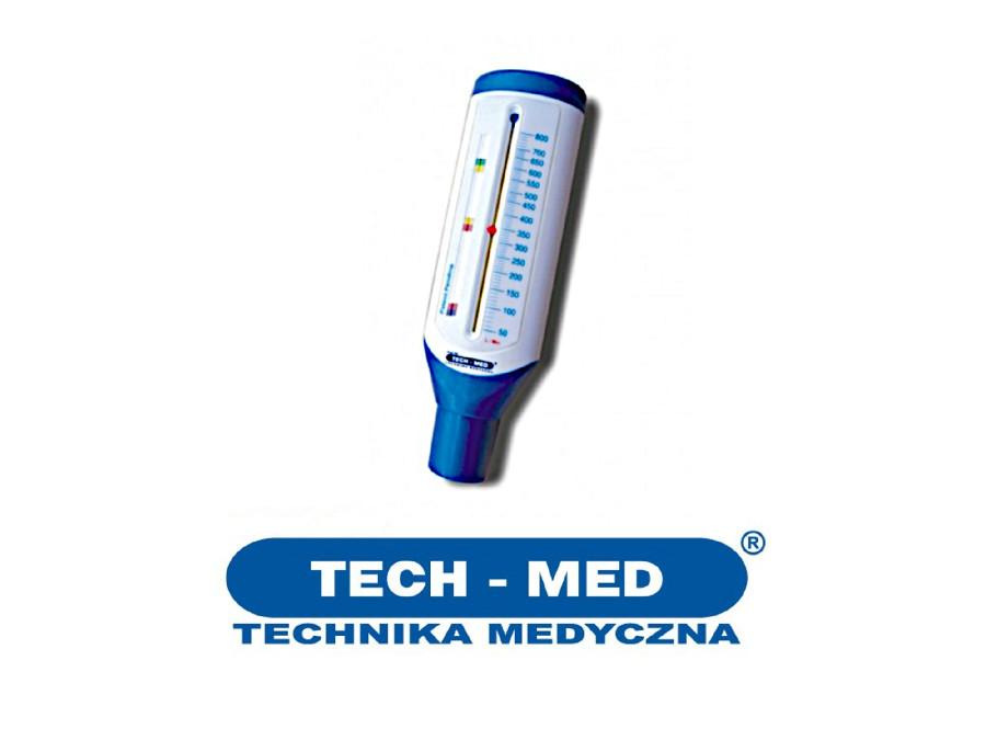 Pikflometr mechaniczny Peak Flow Meter TMP-15