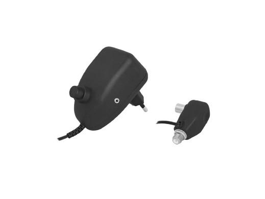 Zasilacz antenowy regulowany z gniazdem F LXG012