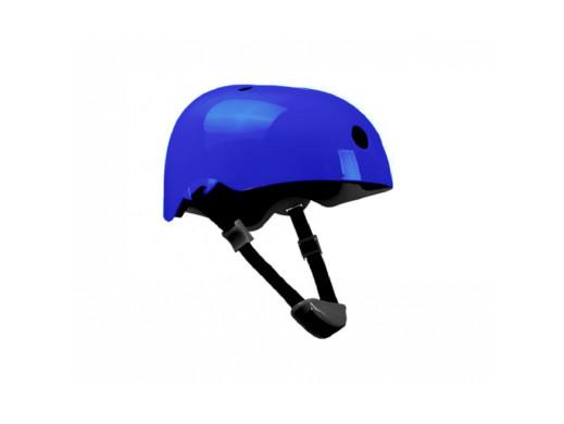 Kask Lionelo do rowerka biegowego niebieski