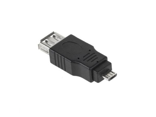 Adapter wtyk micro USB 5pin...