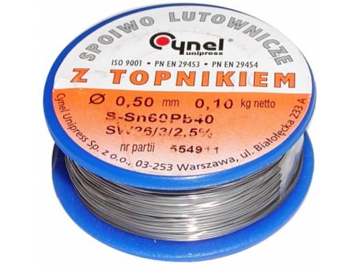 Cyna 0,50mm 100g