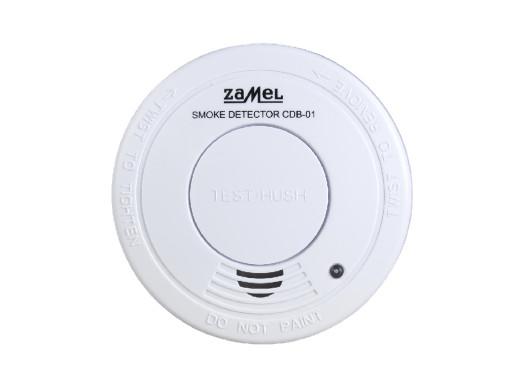 Czujnik dymu bateryjny Zamel CDB-01