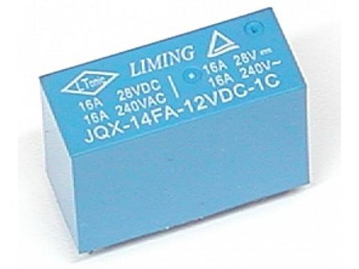 Przekaźnik JQX14FC-12VDC-2C...
