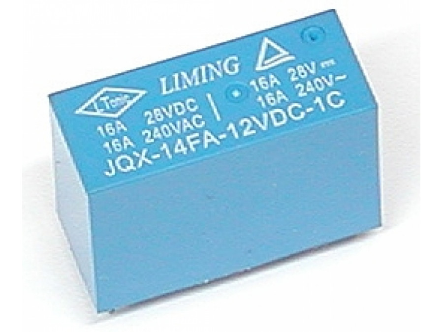 Przekaźnik JQX14FC-12VDC-2C 12V 5A 8pin
