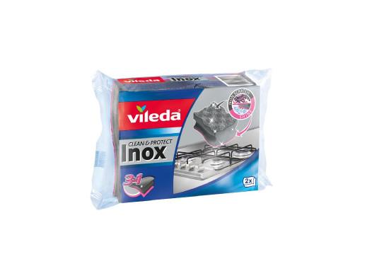 Zmywak Vileda Inox Clean &...