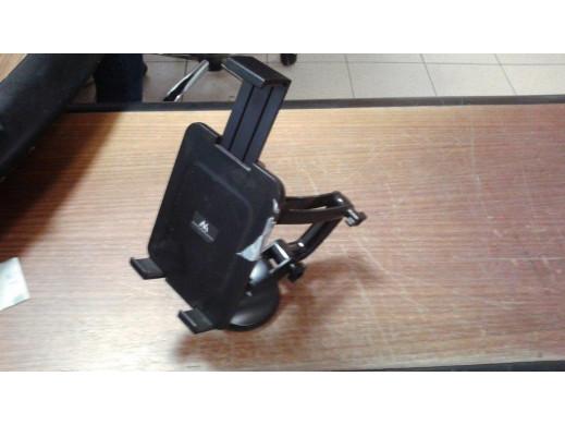 """Uniwersalny uchwyt do tabletu nawigacji ABS Maclean MC-627  od 5"""" do 11"""" Super Strong  POSERWISOWY ślady użytkowania"""