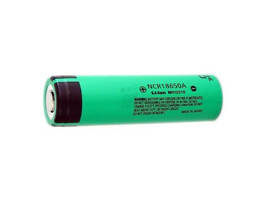 Akumulator 18650 NCR18650A...