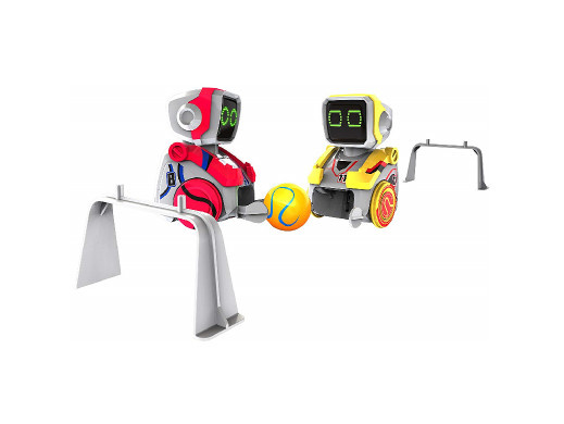 Zestaw robotów interaktywnych Silverlit Kickabot
