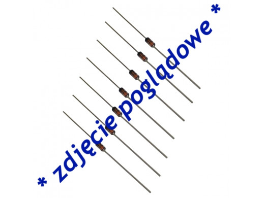 Dioda zenera 0,5W 5,1V BZX55C