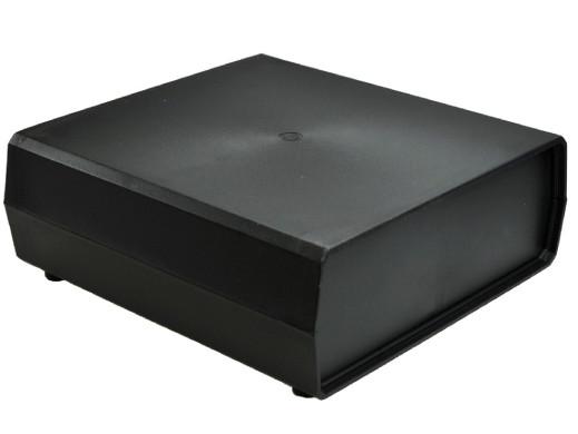 Obudowa uniwersalna 197mmx188mmx70mm Z1 czarna