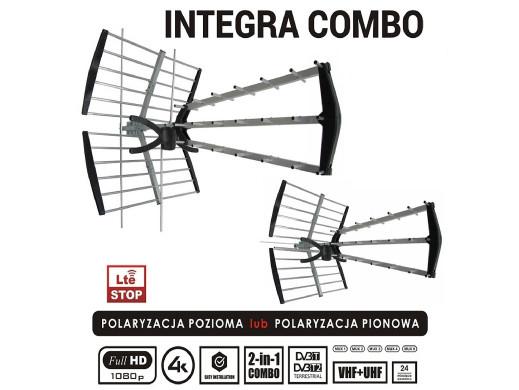 Antena DVB-T Opticum...