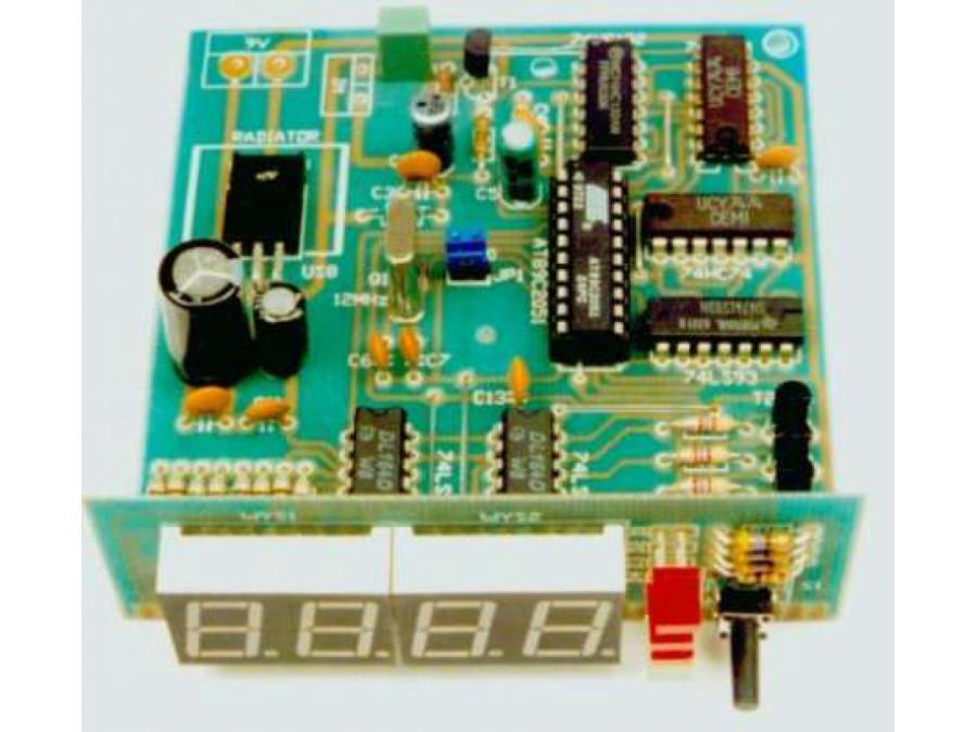 J-201 Mikroprocesorowy miernik częstotliwości