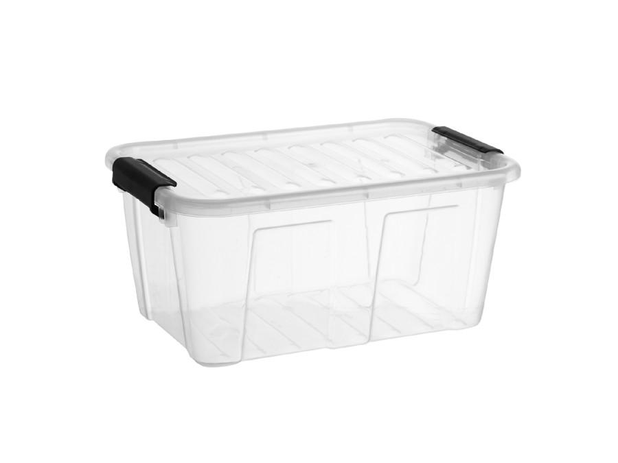 Pojemnik z pokrywą Plast Team Home Box 7,7L