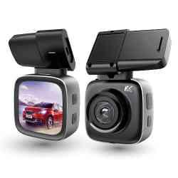 Rejestrator samochodowy kamerka z GPS WiFi NanoRS RS200, magnetyczny uchwyt, sensor SONY Exmor IMX (IMX323)