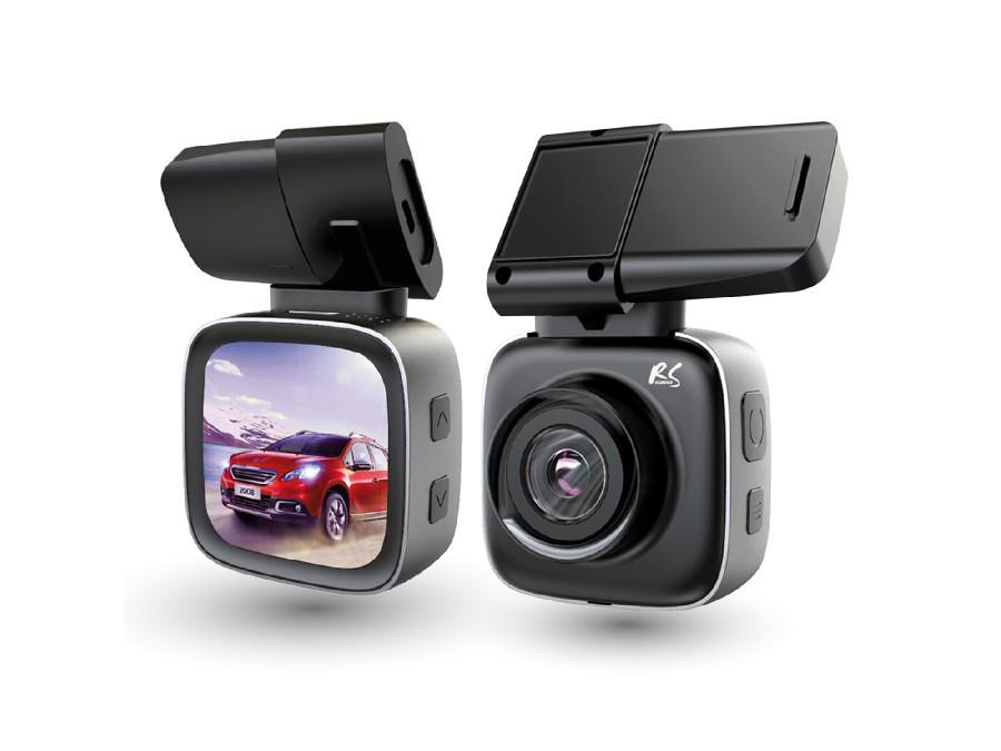 Rejestrator samochodowy kamera z GPS WiFi NanoRS RS200, magnetyczny uchwyt, sensor SONY Exmor IMX (IMX323)