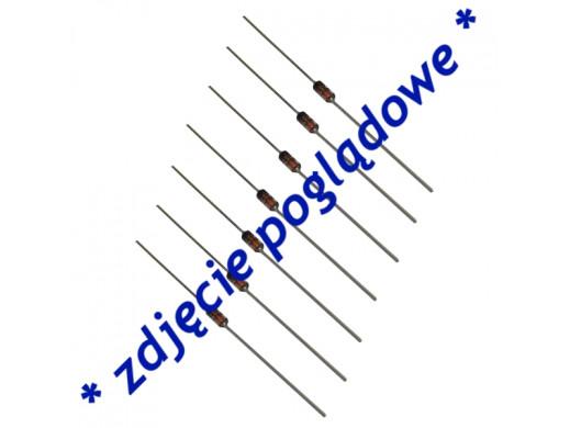 Dioda zenera 0,5W 6,2V BZX55C