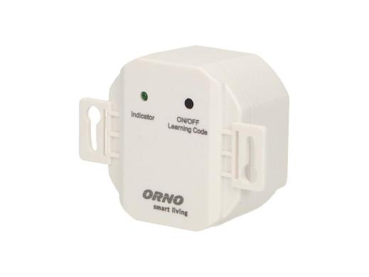 Włącznik podtynkowy (dopuszkowy) ON/OFF sterowany bezprzewodowo OR-SH-1704 Orno